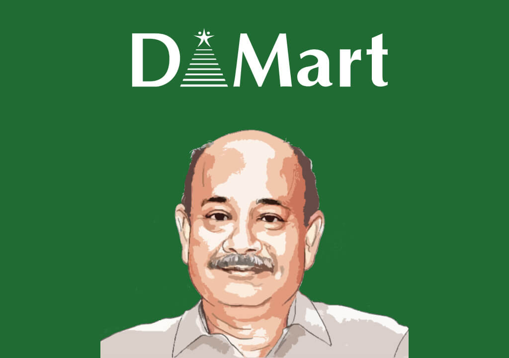The Inspiring Success Story of D-Mart's Radhakishan Damani